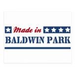 Made in Baldwin Park Postcard