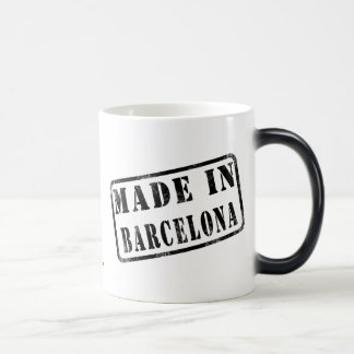 Made in Barcelona Magic Mug