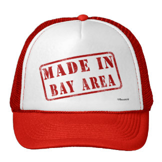 Made in Bay Area Trucker Hats