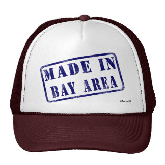 Made in Bay Area Trucker Hats