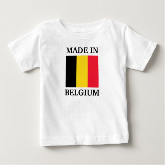 Made in Belgium Baby T-Shirt