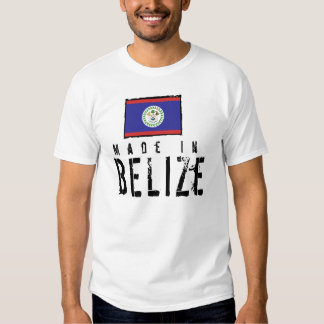 Made In Belize Tee Shirts