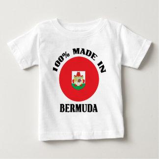 Made In Bermuda Baby T-Shirt