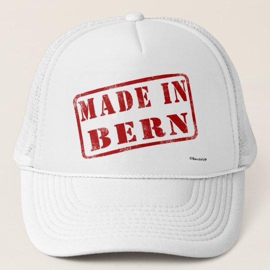 Made in Bern Cap