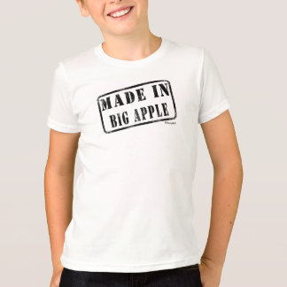 Made in Big Apple T Shirts
