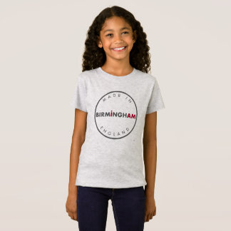 Made in Birmingham Girl's T-shirt
