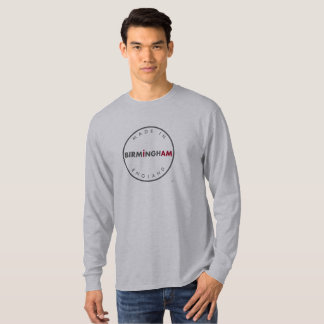 Made in Birmingham Long Sleeve T-Shirt