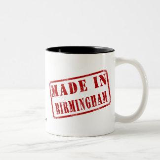 Made in Birmingham Two-Tone Mug