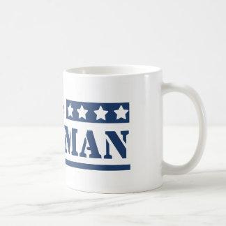 Made in Bozeman Basic White Mug