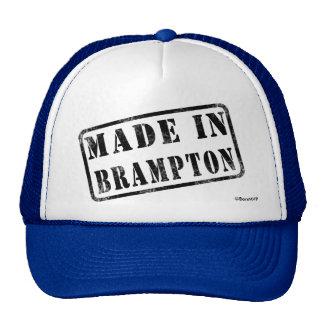 Made in Brampton Cap