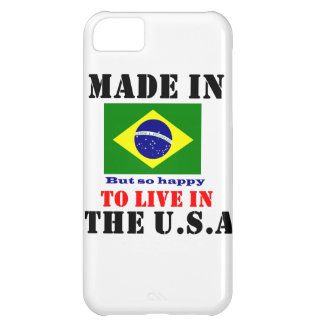 Made in Brazil marries iphone 5c iPhone 5C Case