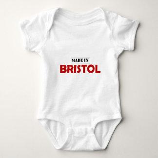 Made in Bristol Baby Bodysuit