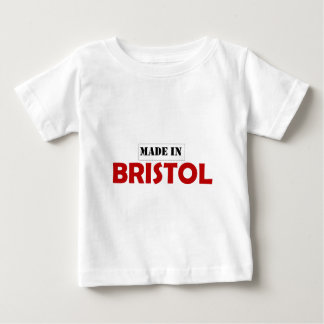 Made in Bristol Baby T-Shirt