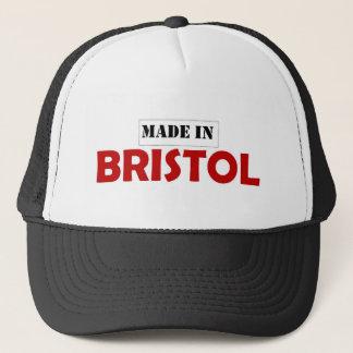 Made in Bristol Trucker Hat