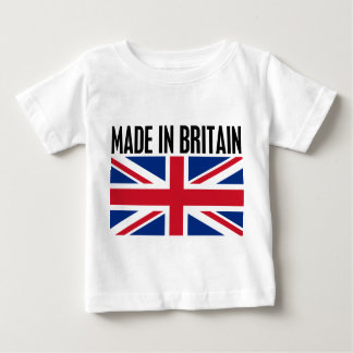Made in Britain Baby T-Shirt