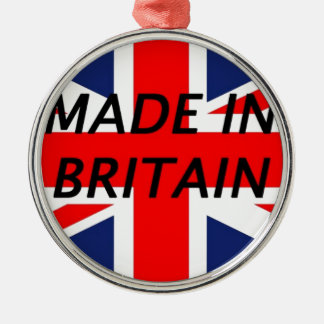 Made in Britain Christmas Ornaments