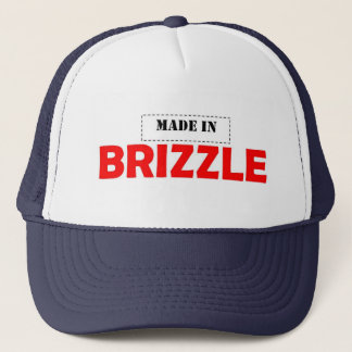 Made in Brizzle Trucker Hat