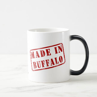 Made in Buffalo Magic Mug