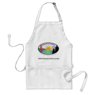 Made in California Apron