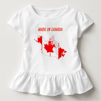 Made in Canada Toddler T-Shirt