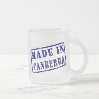 Made in Canberra Coffee Mugs