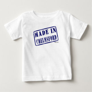 Made in Chelmsford Infant T-Shirt
