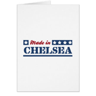 Made in Chelsea Card