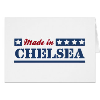 Made in Chelsea Greeting Cards