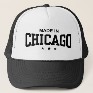 Made In Chicago Trucker Hat