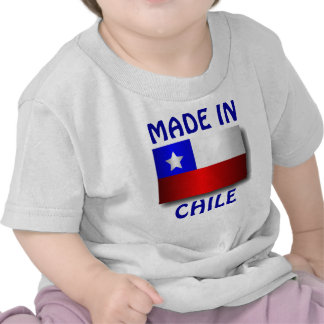 Made in Chile T Shirt