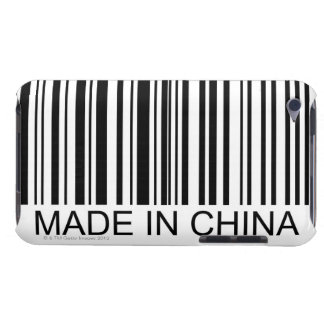 Made in China Barely There iPod Covers