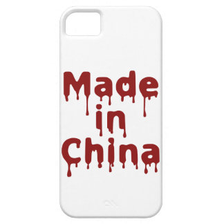 Made in China iPhone 5 Cases