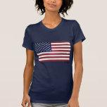 Made in China - US Flag Tees