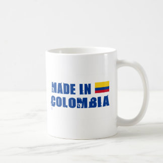 Made in Colombia Coffee Mug