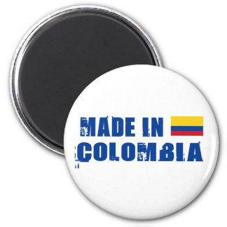 Made in Colombia Magnet
