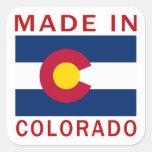Made In Colorado Stickers