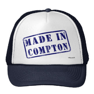 Made in Compton Mesh Hat