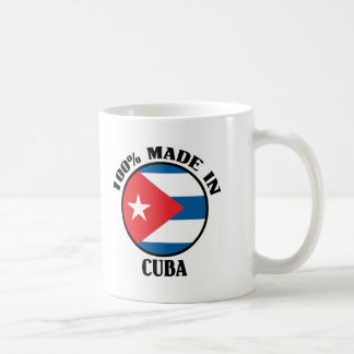 Made In Cuba Coffee Mug