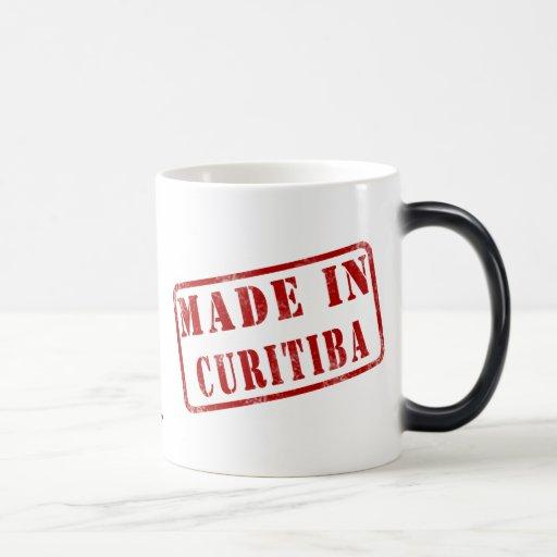 Made in Curitiba Coffee Mug