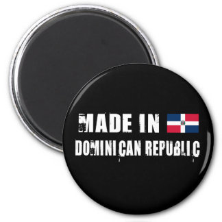 Made in Dominican Republic Magnet