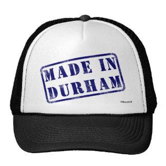 Made in Durham Cap