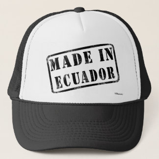 Made in Ecuador Trucker Hat