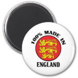 Made In England Fridge Magnet