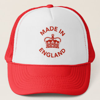Made In England Hat