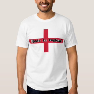 Made In England Tees