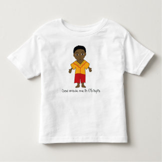 Made in Ethiopia: Boy Toddler T-Shirt