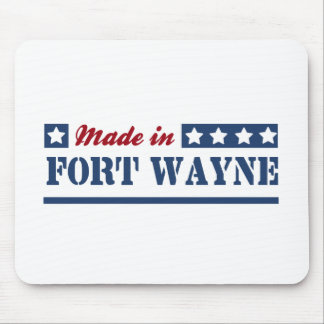 Made in Fort Wayne Mouse Pad