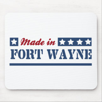 Made in Fort Wayne Mouse Pads