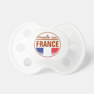 """Made in ...""""France"""" Dummy"""