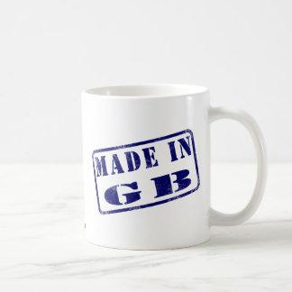 Made in GB Basic White Mug